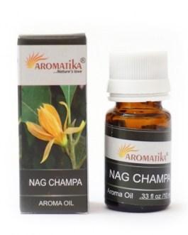 Наг Чампа эфирное масло 10 мл Aromatika