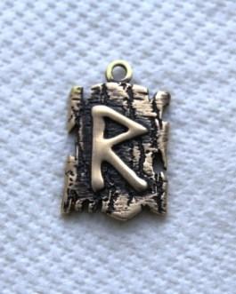 СР 004 Радуга руна бронза