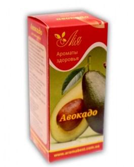 Авокадо масло растительное 30мл Ароматы здоровья