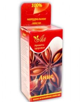 Анис 10мл эфирное масло Ароматы здоровья