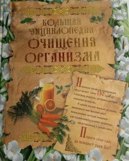 """""""Большая энциклопедия очищения организма"""""""