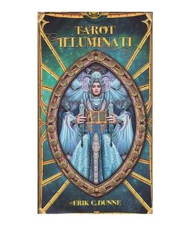 Tarot ILLUMINATI /Lo Scarabeo/подарочное/