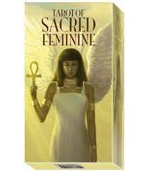 Tarot of Sacred Feminine /Lo Scarabeo/