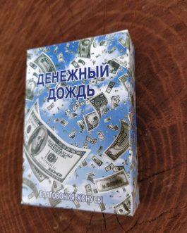 Денежный дождь конусы 10 шт.025