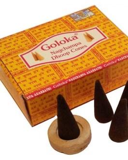 """Goloka """"Nagсhampa"""" cones"""