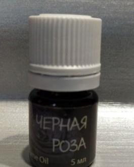 Роза черная  5мл масло парфюм.