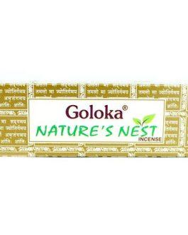 Natures nest incense 15г Goloka