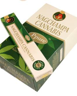 Nag Champa Cinnamon 15g Ppure
