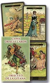 Gipsy Oracle Cards /Lo Scarabeo/