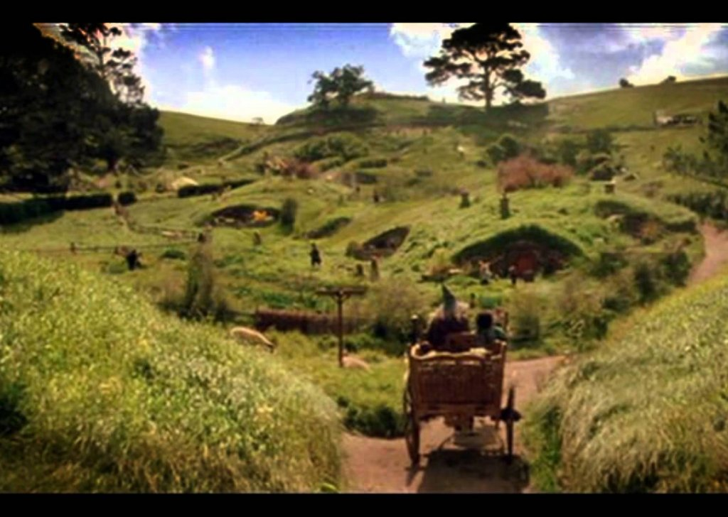 The Shire From The HobbitLord Of The Rings Audio Atmosphere