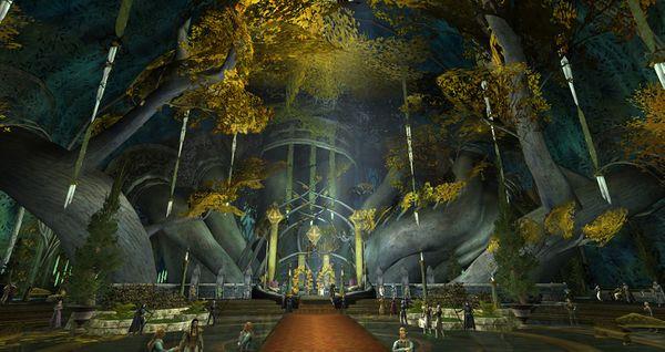 Lotro Gold Leaf Of Lothlorien | Jidileaf co