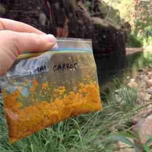 Dehydrated Dips on a Hike – Field Tip