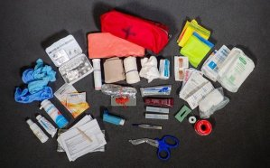 What's in a hiker's first aid kit?