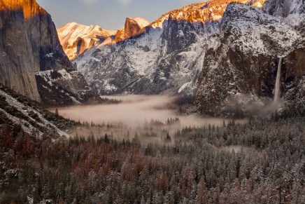 Photo trip to Yosemite