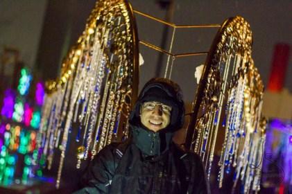 Rainy Winter Light Festival
