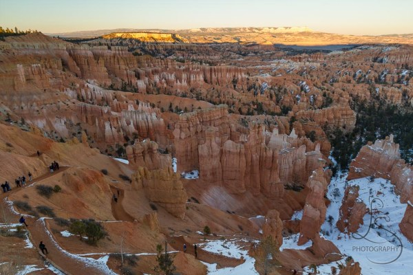 The soft landscape of Bryce Canyon at sunset | LotsaSmiles Photography