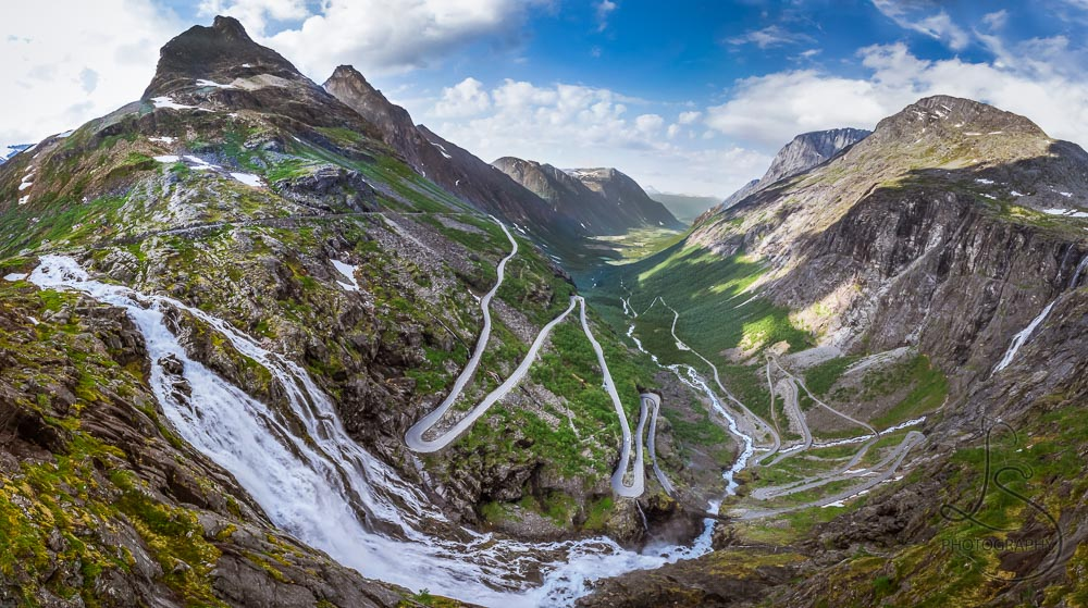 Norway: Trollstigen