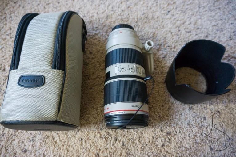 Canon telephoto lens | LotsaSmiles Photography