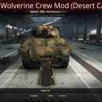M10 Wolverine Crew Mod