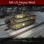M6 US Heavy Mod