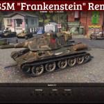 """T-34-85M """"Frankenstien"""" Remodel"""