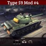 Type 59 Mod #4