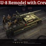 SU-8 Remodel with Crew
