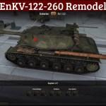 KV-122-260 remodel