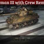Sherman III with Crew Remodel