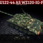 SU122-44 Remodel to WZ120-1G-FT