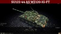 Skin for WZ120 FT