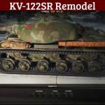 KV-122SR Remodel