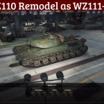 WZ110 Remodel as WZ111-5A