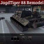 JagdTiger 88 Remodel