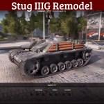Stug IIIG Remodel