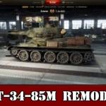 T-34-85M Remodel