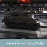M4A3E8 Sherman (Fury/Firefly)
