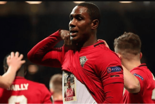 Ighalo: I Went Hungry To Watch Manchester United Play Football