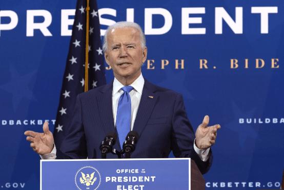 Joe Biden and the US
