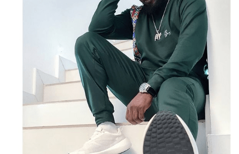 Ayo Makun's New Year Resolution That He Shared With His Fans