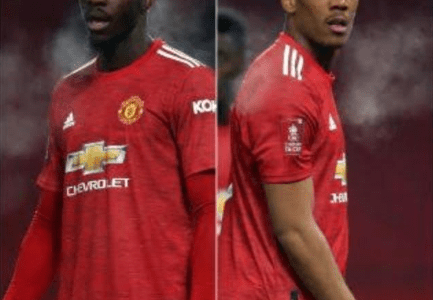 Anthony Martial And Axel Tuanzebe Racially Abused Following Manchester United's Loss Against Sheffield