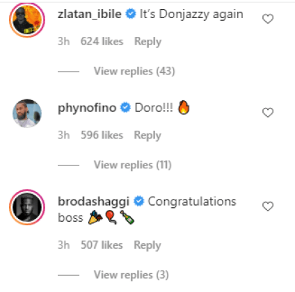Mr. Macaroni Sends Heartfelt Message To Don Jazzy As He Gifts Himself A New House, Davido Reacts