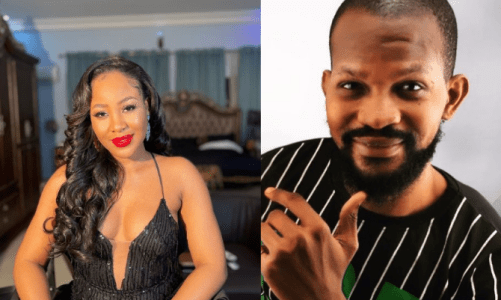 """""""Any Man That Walks Out Of A Relationship Is Not Destined For Erica"""" - Uche Maduagwu Blasts Kiddwaya, Advices Erica"""