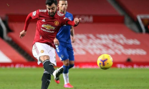 Bruno Fernandes Blasts Manchester United Poor Defense After Falling To A 3-3 Draw Against Everton