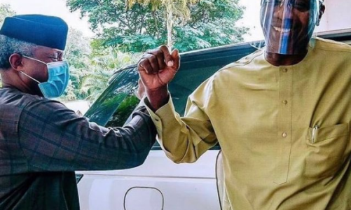 """""""Welcome to your best year yet"""" – Pastor Enoch Adeboye Sends Birthday Wishes To Pastor Yemi Osibanjo As He Turns 64"""