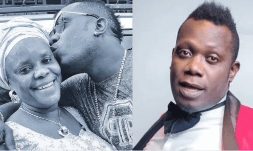 Duncan Mighty Showers Praise At His Mother As She Clocks And Celebrates 58