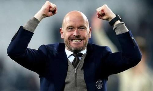 Tottenham Hotspur Target Erik ten Haag To Replace Jose Mourinho As Head Coach