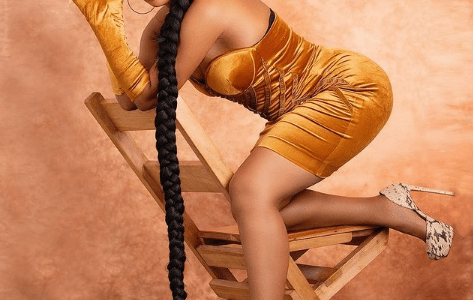 Formerly Belinda Effah, Grace-Charis Bassey Finally Discloses The Major Reason Why She Was Pressured To Change Her Name