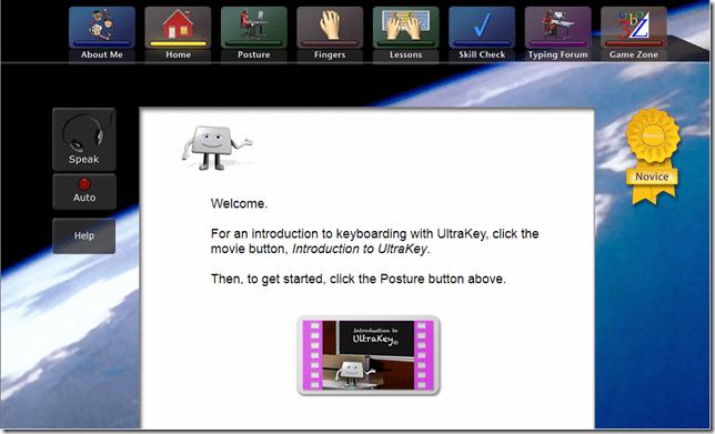 Ultrakey screenshot 2