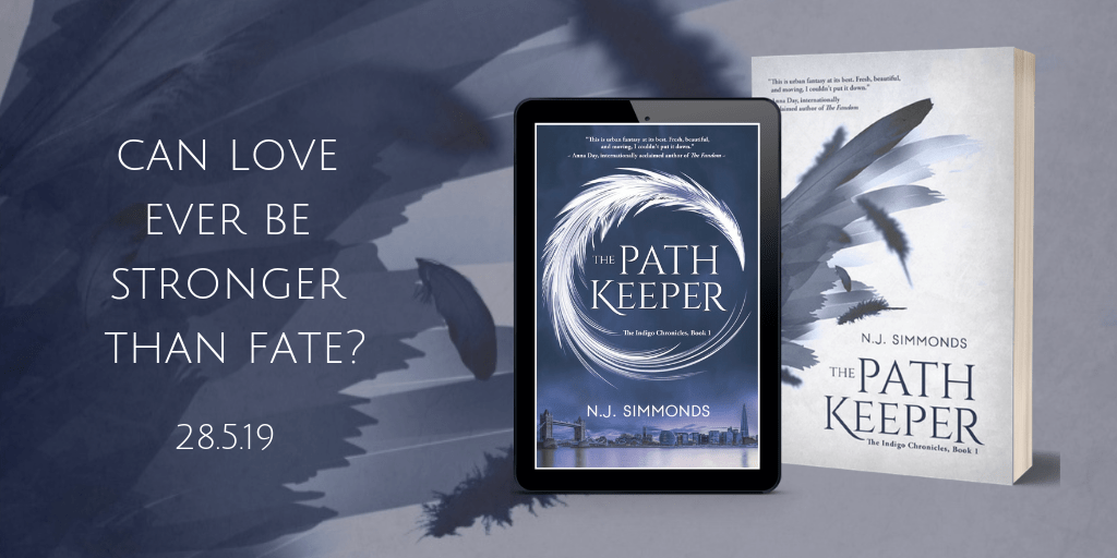 review: the path keeper by N.J. Simmonds